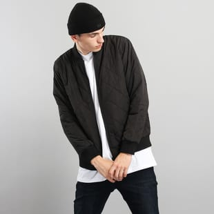 New Era Originators Quilted Bomber