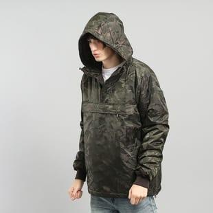 Urban Classics Padded Camo Pull Over Jacket