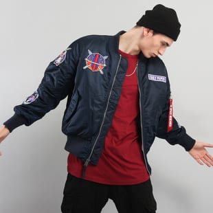 149d894fd Daily Paper / Alpha Industries / Daily Paper x Alpha Industries MA-1 navy