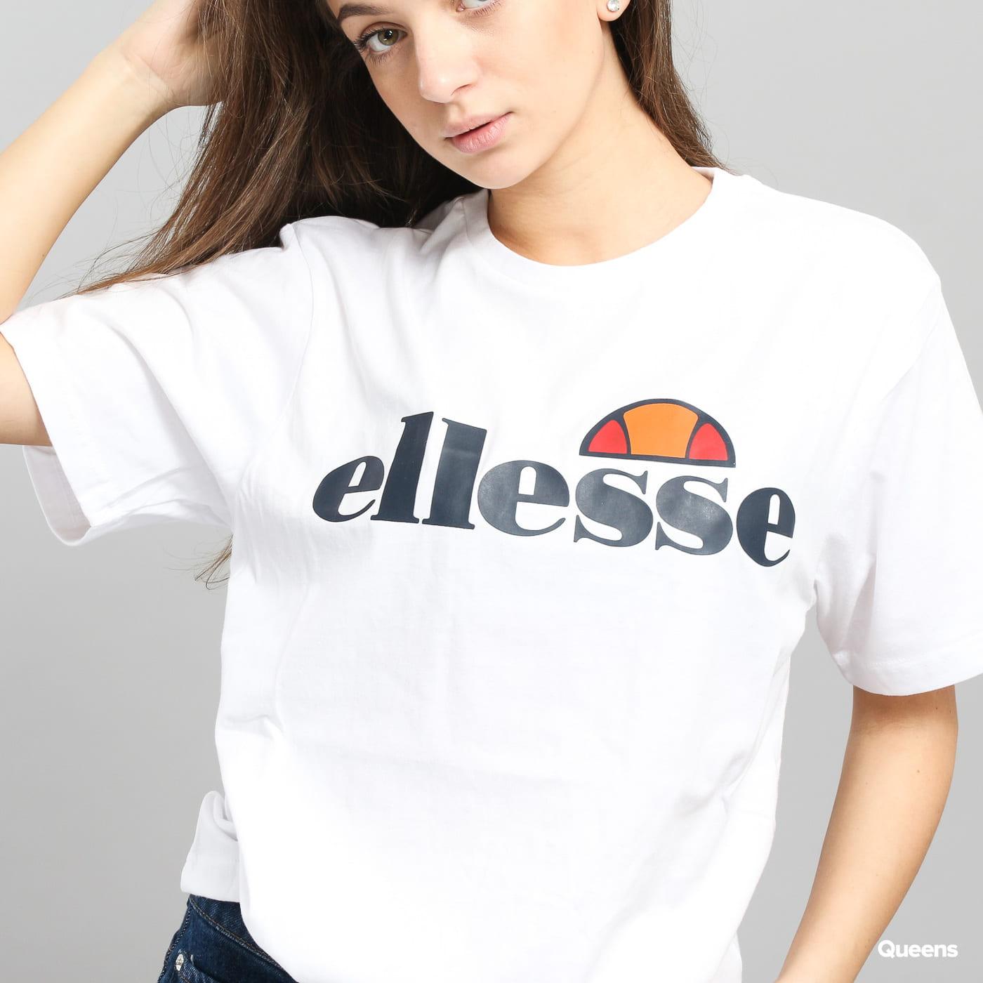 ellesse Albany T-shirt biele