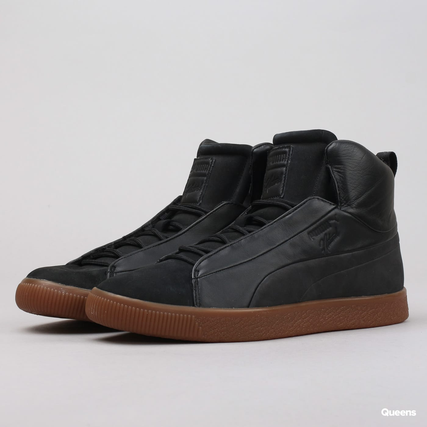 2c984ed5465 Sneakers Puma Clyde FSHN MId Naturel (364453 01)– Queens 💚