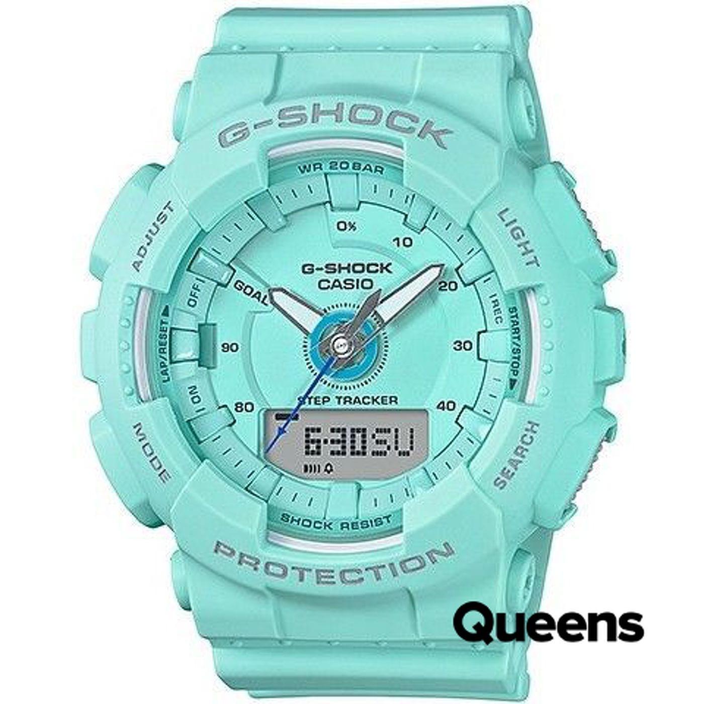 Hodinky Casio G-Shock GMA S130-2AER – Queens 💚 d71d579b68