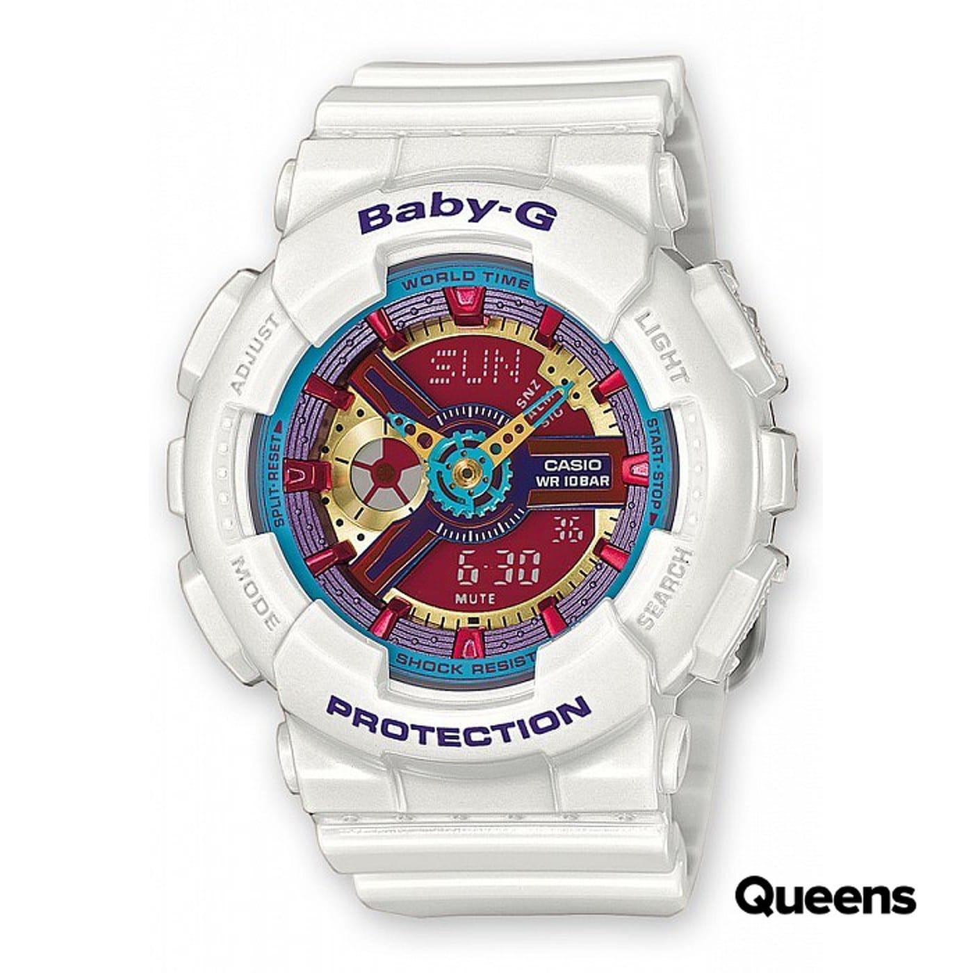 533b0a7bd32 Hodinky Casio Baby-G BA 112-7AER – Queens 💚