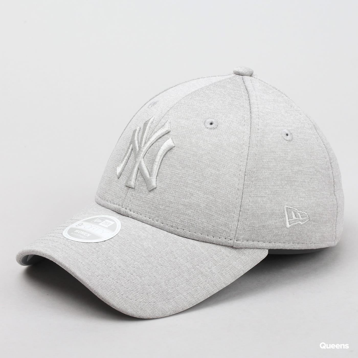 New Era 940 W MLB Jersey Heather NY melange šedá / šedá