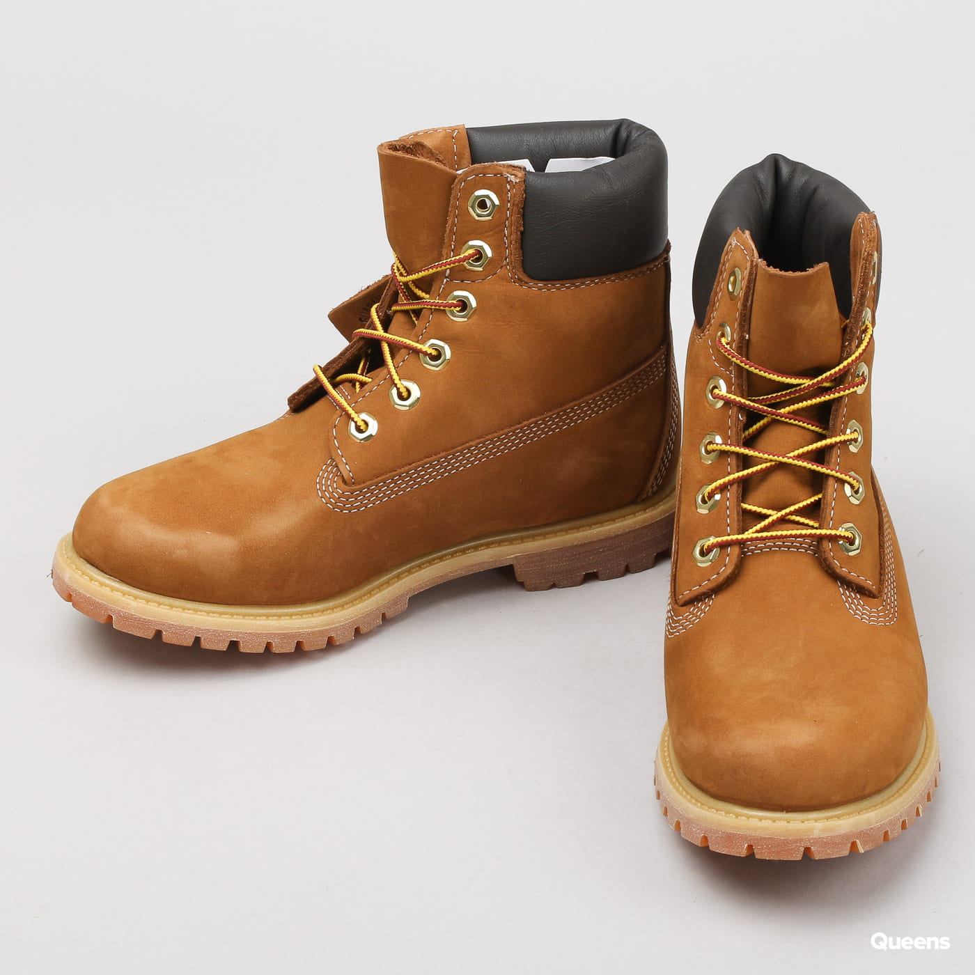 Timberland 6 In Premium Boot - W rust waterbuck