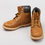 Timberland 6 In Premium Boot - W rust waterbuck