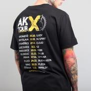 Azurit Kingdom AK Tour X Queens černé
