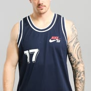 Nike M NK SB Jersey Court navy