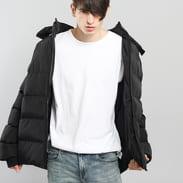 Urban Classics Hooded Puffer Jacket schwarz