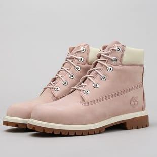 Boty   Dámské zimní Růžové kotníkové – Queens 💚 462325065a