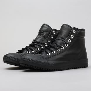 0984f820f856ac Converse Chuck Taylor All Star Boot PC HI black   black   black