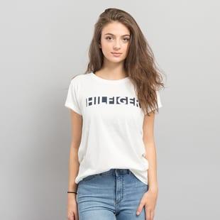 Dámské tričko Tommy Hilfiger SN Tee SS – Queens 💚 5a6abb4ecc