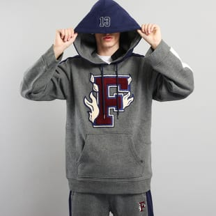 Puma Hooded Panel Sweatshirt