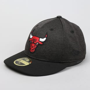 New Era 5950 NBA Shadow Tech Bulls