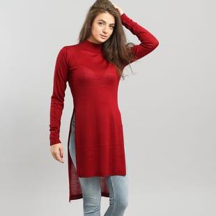 Urban Classics Ladies Fine Knit Turtleneck Long Shirt