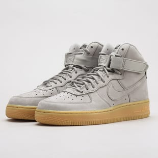 the best attitude a4a24 d5274 Nike Air Force 1 High WB (GS) medium grey  medium grey - black