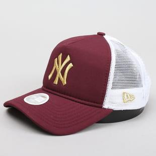 New Era 940 W MLB Essential Trucker NY