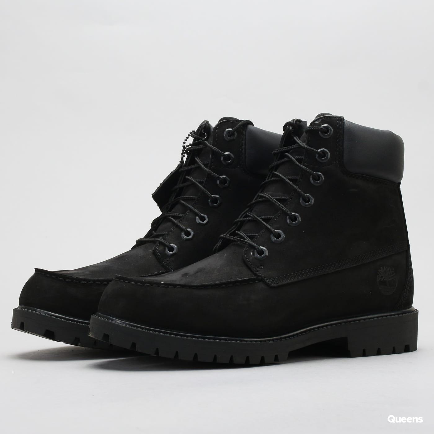 55546e988e2a6 Pánska zimná obuv Timberland 6 in Premium WP MT Boot black waterbuck  (A1M8L-BLK) – Queens 💚