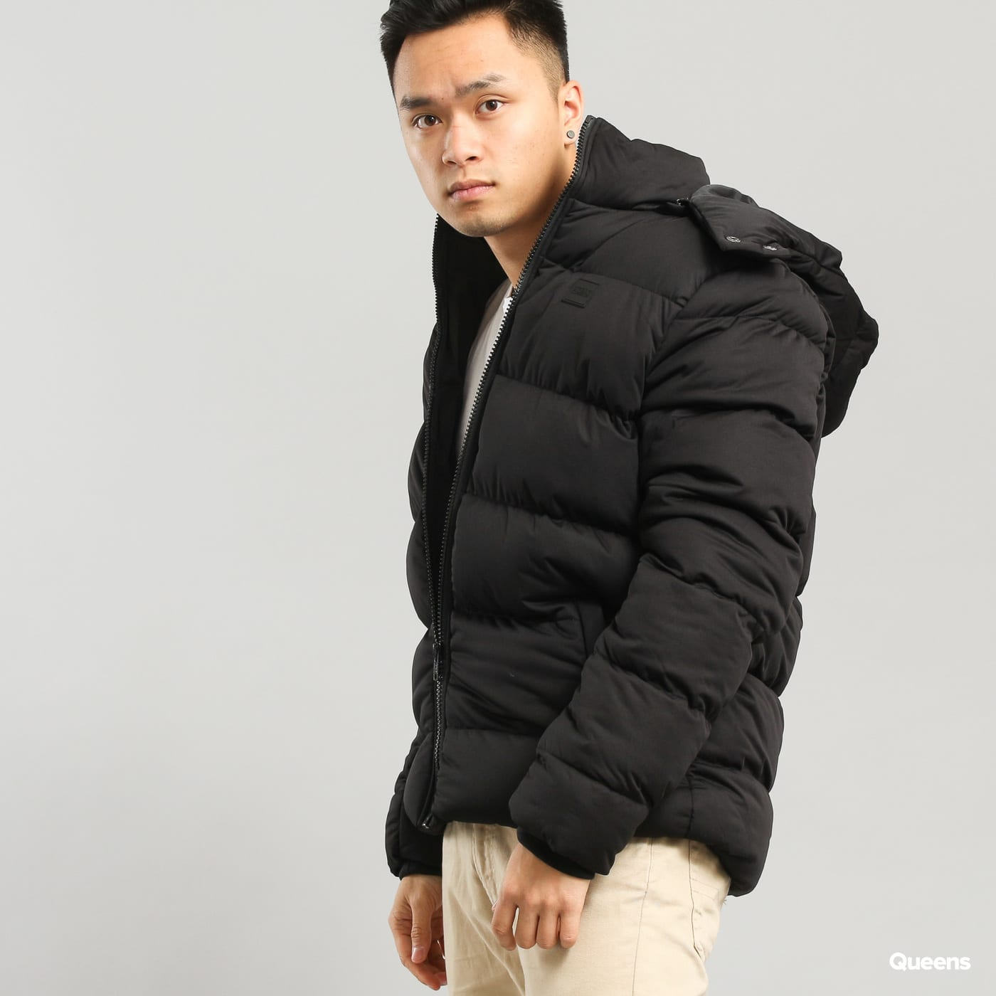 Urban Classics Hooded Boxy Puffer Jacket 9d5336c1033