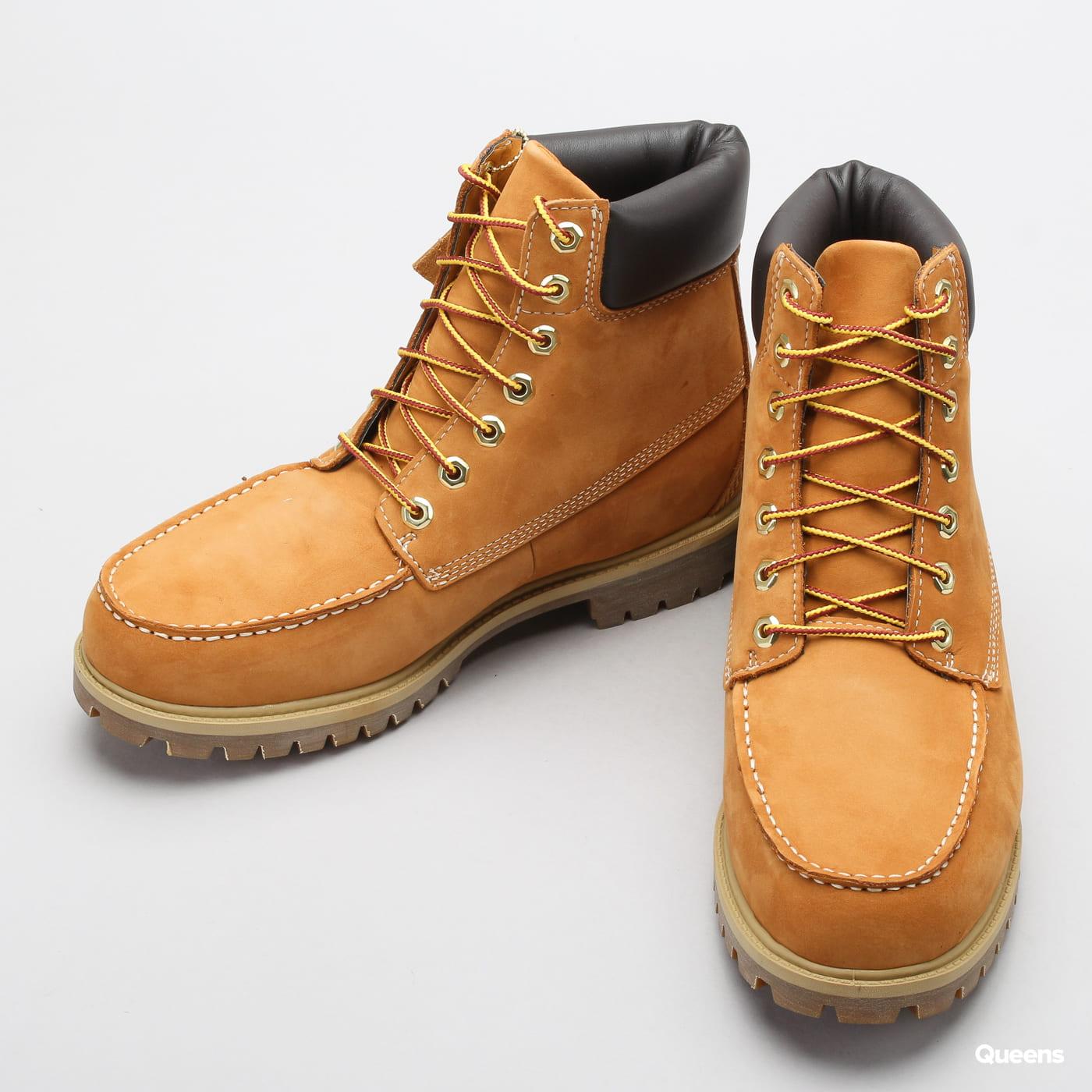 Timberland 6 in Premium WP MT Boot wheat waterbuck