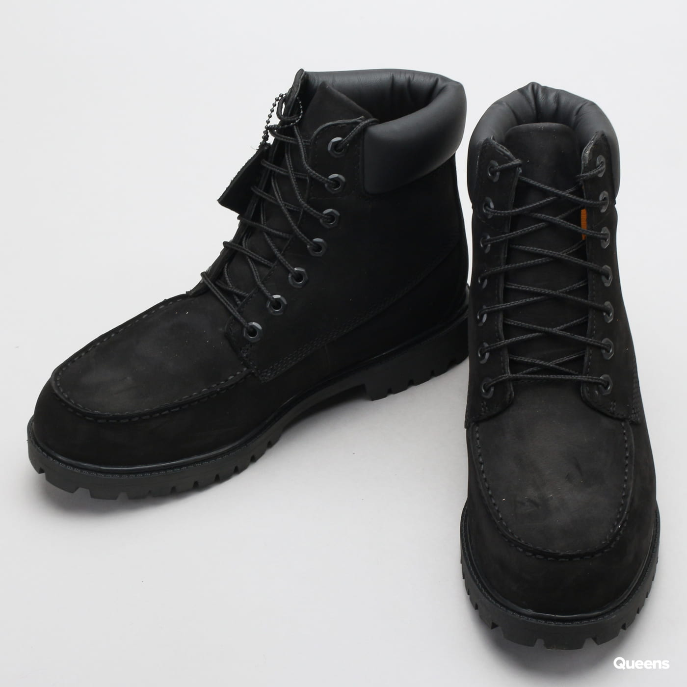 Timberland 6 in Premium WP MT Boot black waterbuck