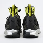 Puma Ignite EvoKnit NC black quiet - shade - yellow