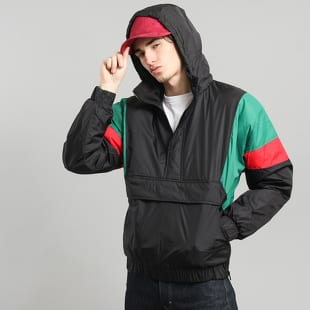 Urban Classics 3 Tone Pull Over Jacket