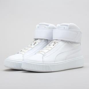 8b3d53a45 Dámske tenisky Puma (biela, lacné) – Queens 💚