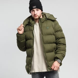 Urban Classics Hooded Boxy Puffer Jacket