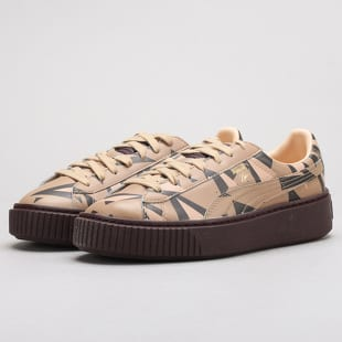 Puma Platform Cheetah Wn's Naturel