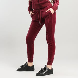 Puma Velour Fitted Track Pant
