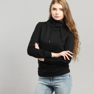 Urban Classics Ladies High Neck Hoody