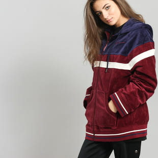Puma Velour Hooded Track Jacket