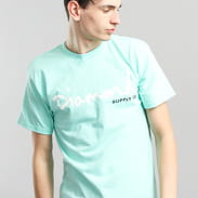 Diamond Supply Co. OG Script Tee svetlomodré