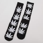 HUF Plantlife Crew Sock black / white