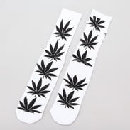 HUF Plantlife Crew Sock white / black