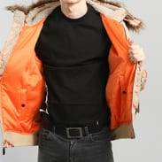 HUF N2B Jacket camo béžová