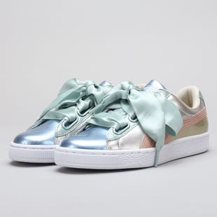 puma basket heart bauble