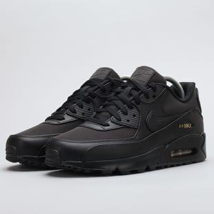 sneakers for cheap big discount online retailer Nike Air Max 90 Premium black / black - metallic gold