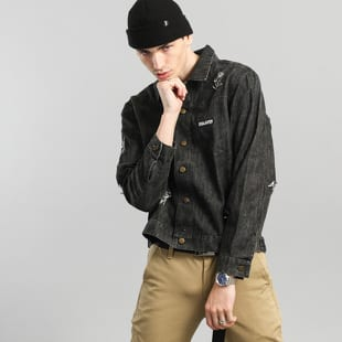 Majors Off Jeans Jacket