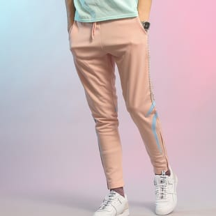 Pink Dolphin Wave Stripe Track Pant