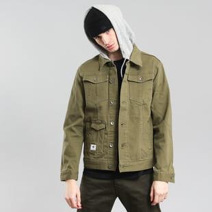 LRG RC Hooded Denim Jacket