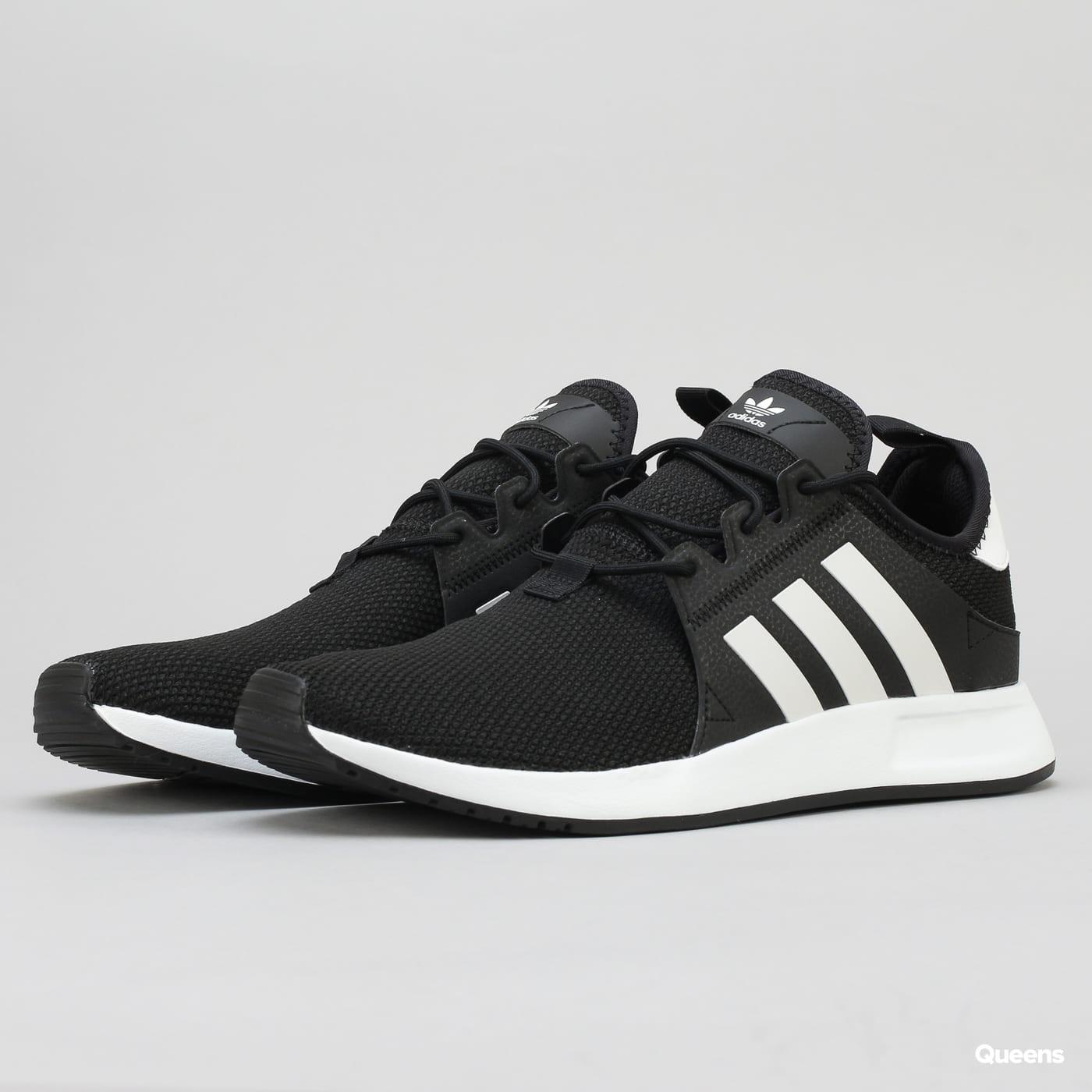 adidas Originals X_PLR cblack cblack ftwwht
