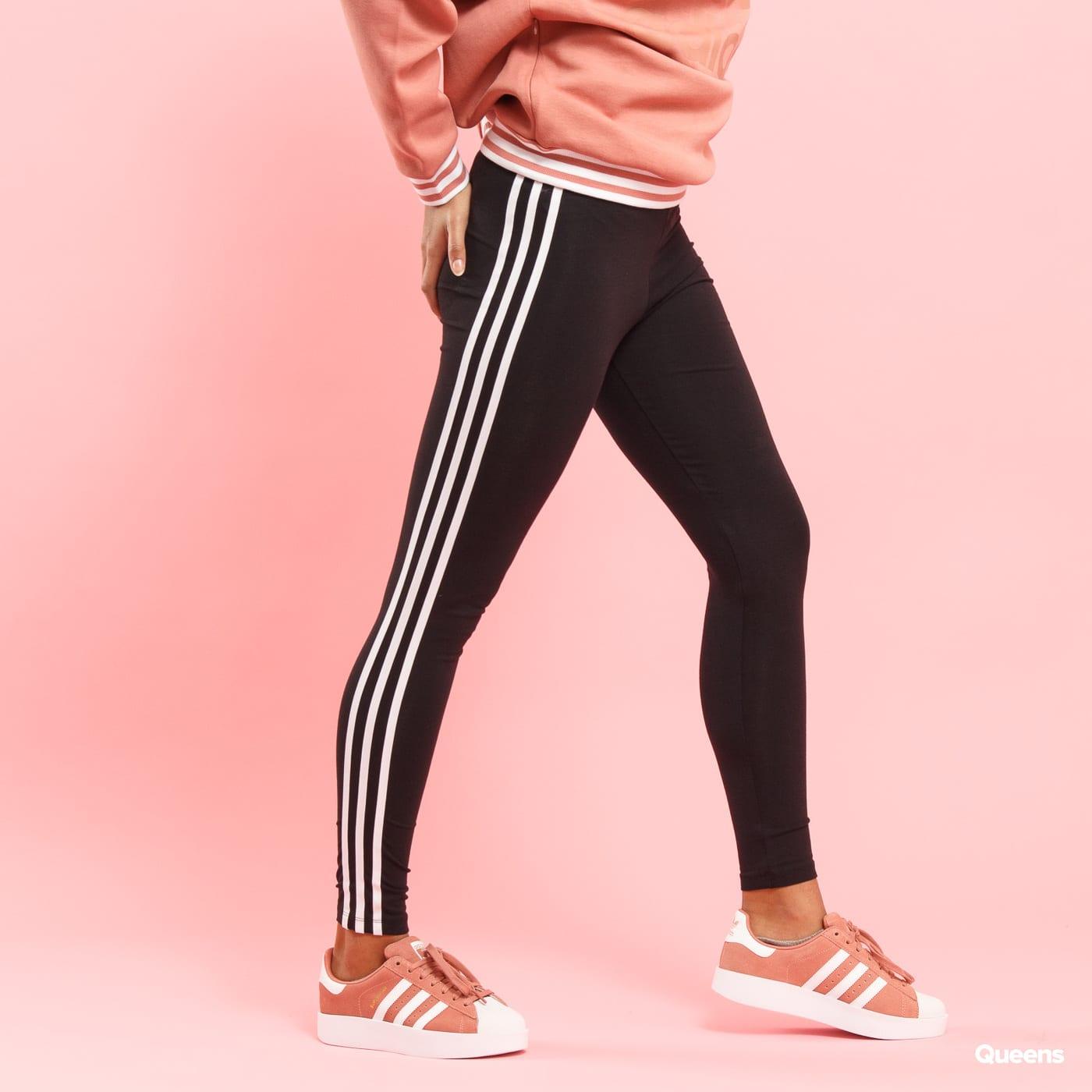 Černé dámské legíny adidas Originals – Queens 💚 508284e371d