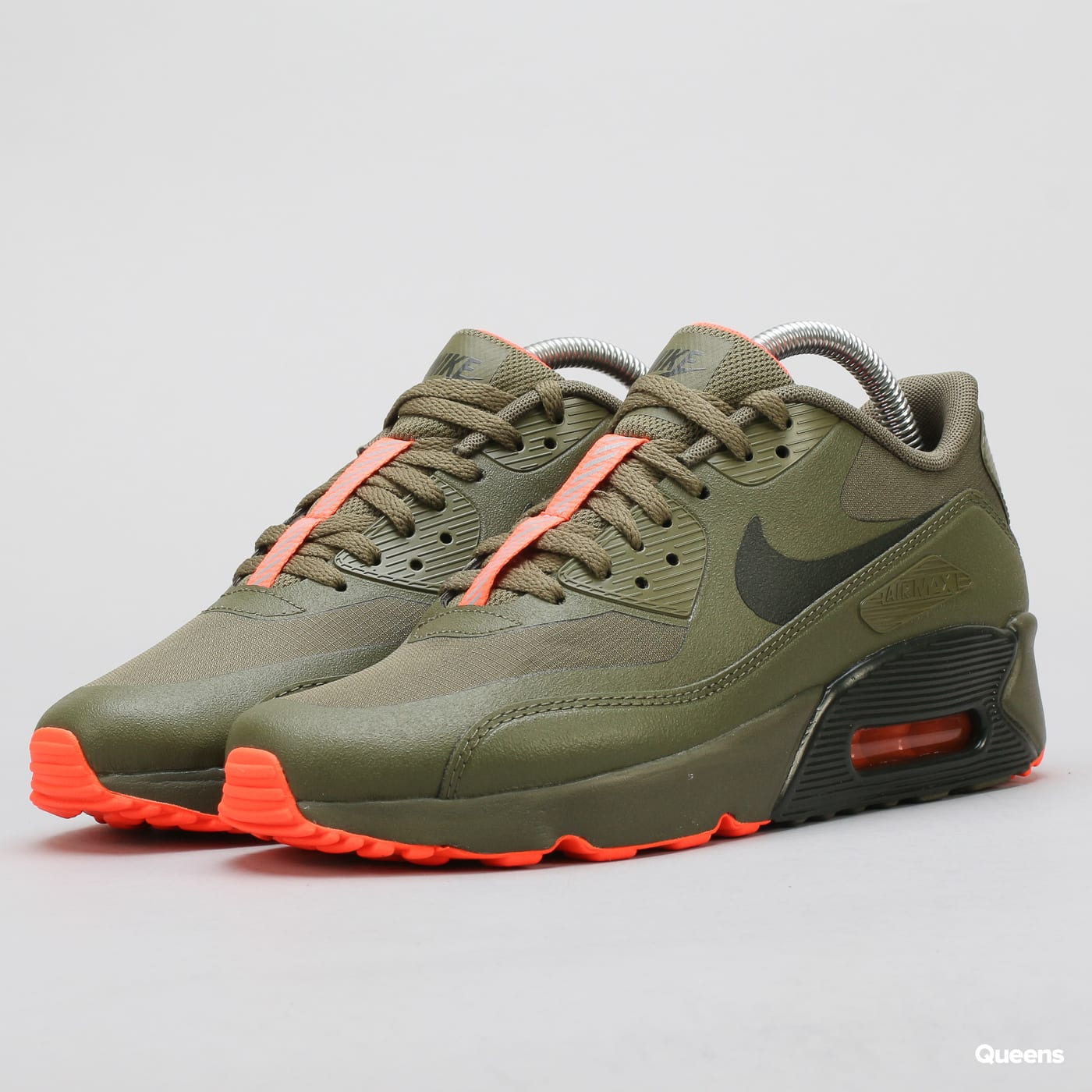 ebd93f52fb Nike Air Max 90 Ultra 2.0 LE (GS) medium olive / sequoia (AH7856-200) –  Queens 💚