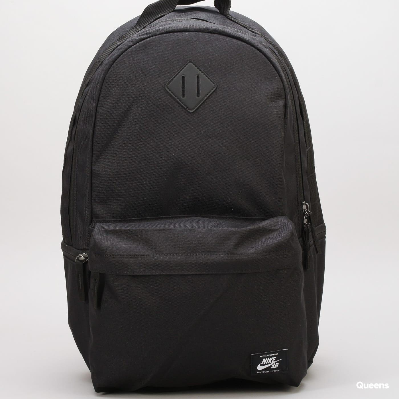 Nike NK SB Icon Backpack schwarz