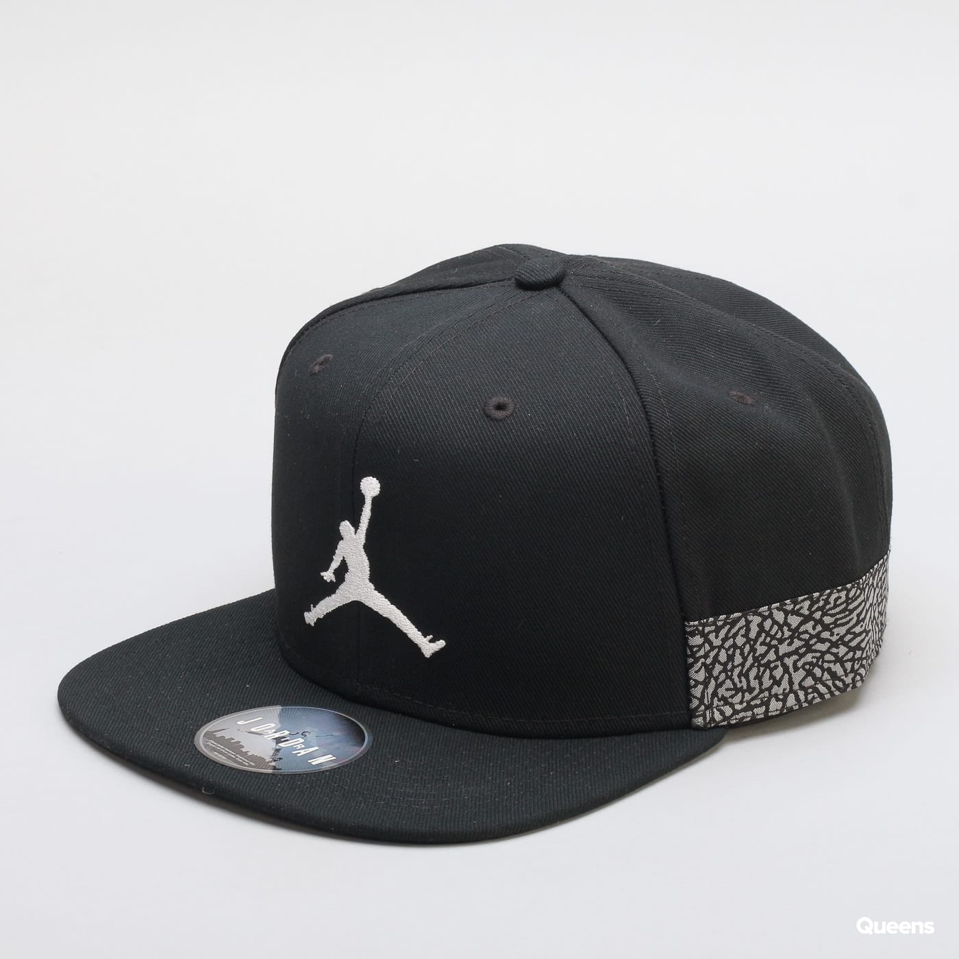 Snapback Jordan Jumpman Pro Aj3 Cap 942188 010 Queens