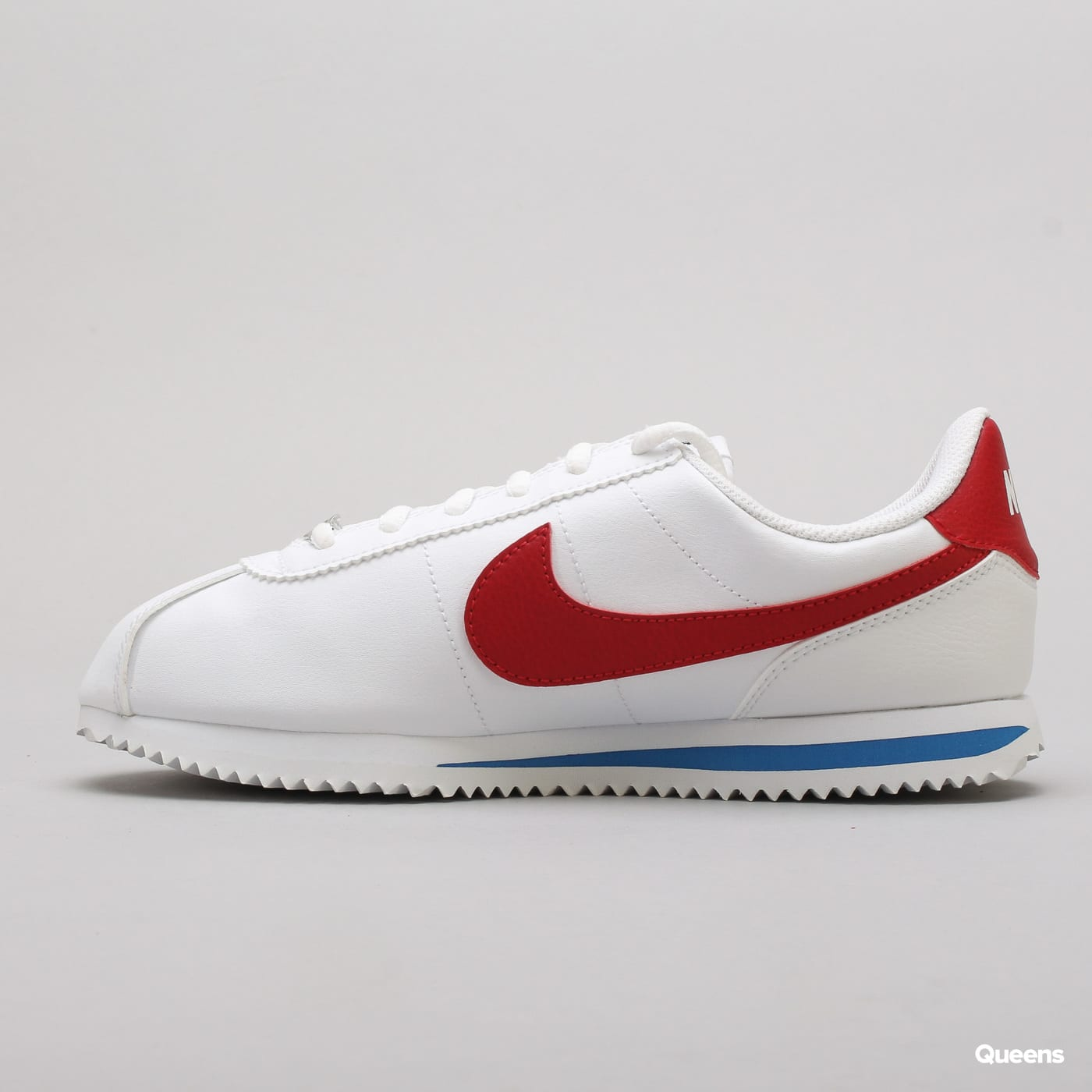 Nike Cortez Basic SL (GS) white / varsity red