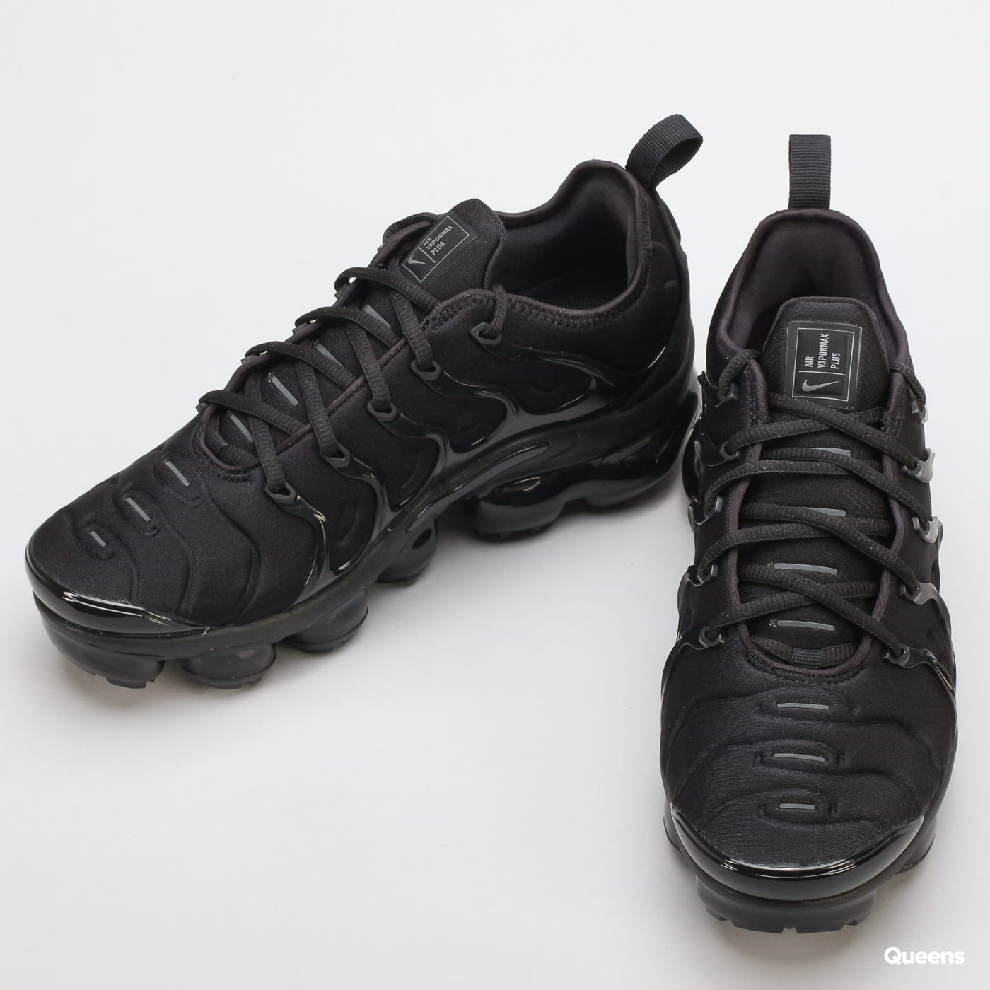 Nike Air Vapormax Plus black / black - dark grey