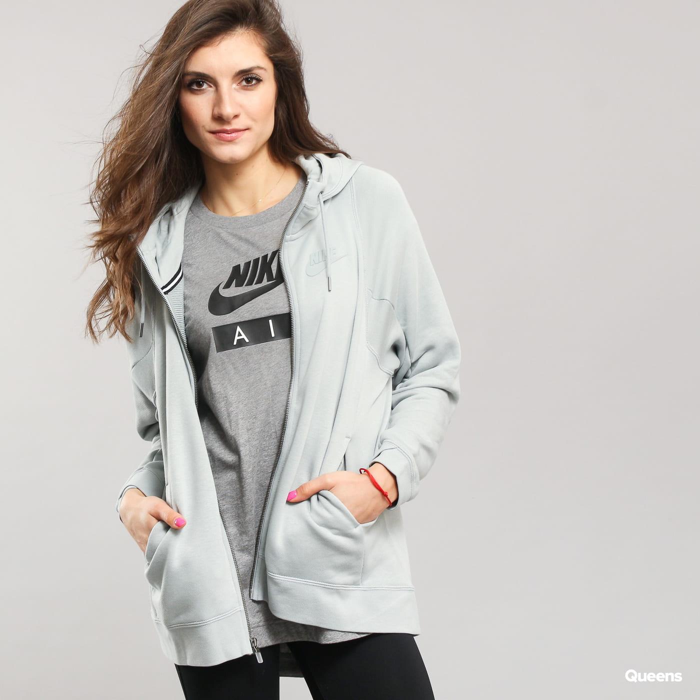 2658876189fc Women Sweatshirt   Hoodie Nike W NSW Modern Cape (885595-019)– Queens 💚